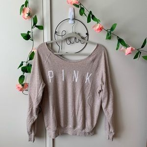 PINK • Off Shoulder Top